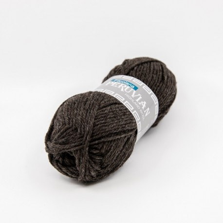 Filcolana Peruvian Highland Wool Dark Chocolate 975