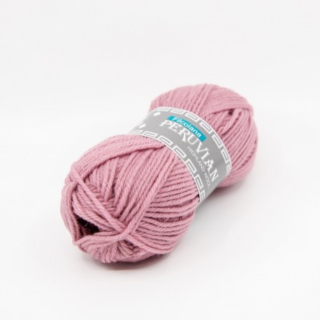 Filcolana Peruvian Highland Wool Old Rose 227