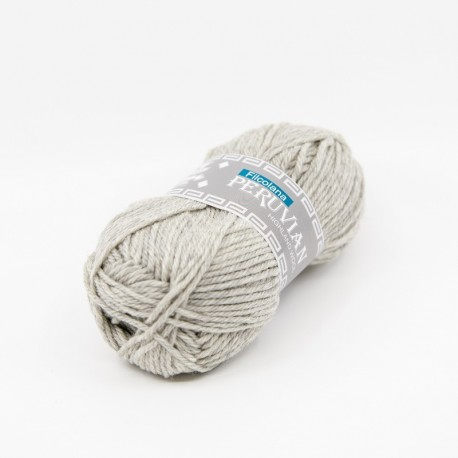 Filcolana Peruvian Highland Wool Very Light Grey 957