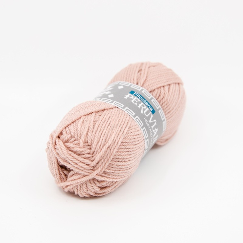 Filcolana Peruvian Highland Wool Light Blush 334