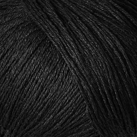 Knitting for Olive Pure Silk Charcoal Detail