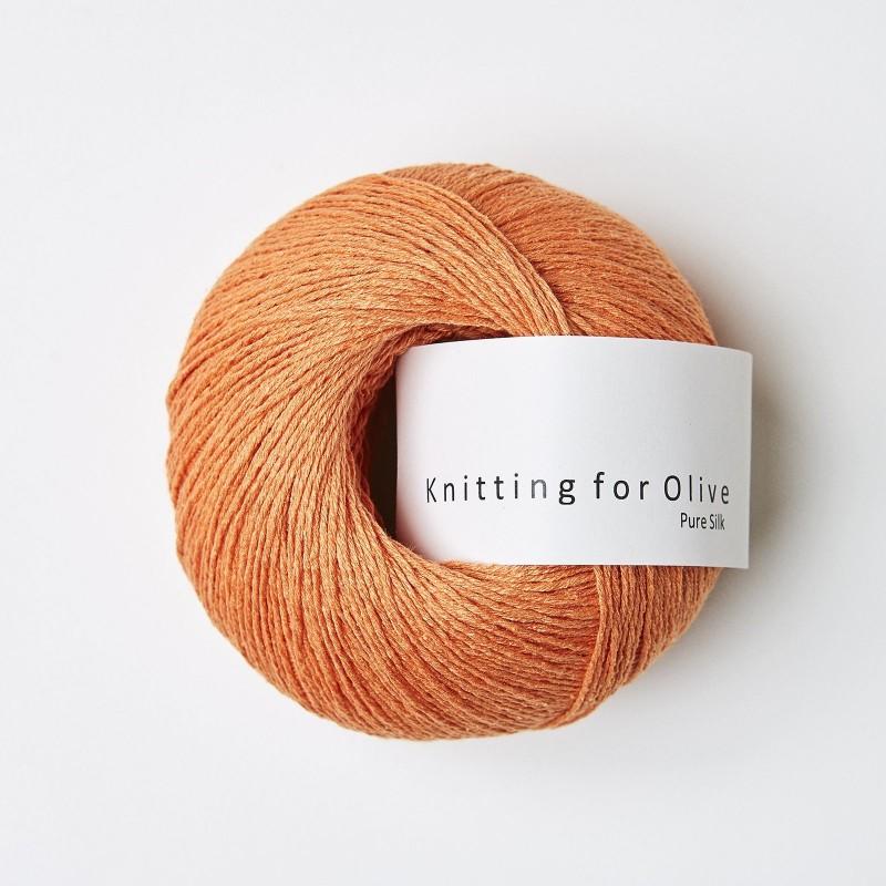 Knitting for Olive Pure Silk Mandarin