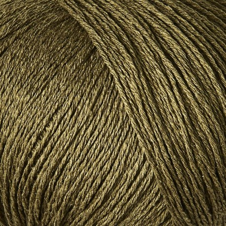 Knitting for Olive Pure Silk Olive Detail