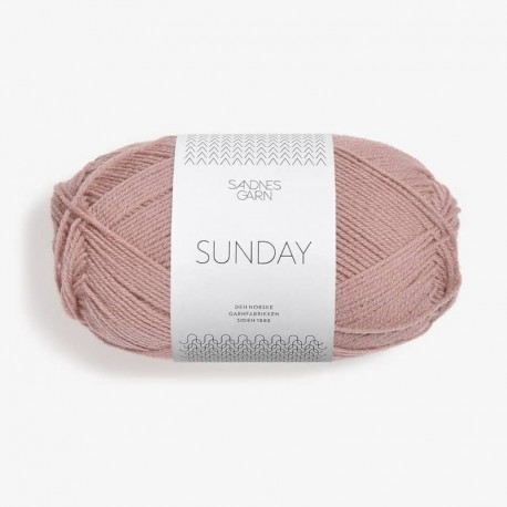 Sandnes Sunday Stovet Rose 4332