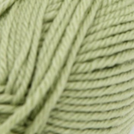 Filcolana Peruvian Highland Wool Green Tea 355 Detail