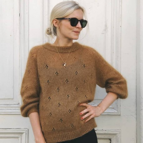 PetiteKnit Fortune Sweater Strickanleitung