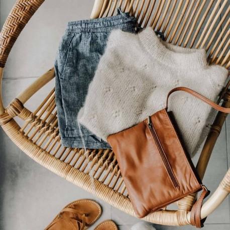 PetiteKnit Fortune Sweater Strickanleitung