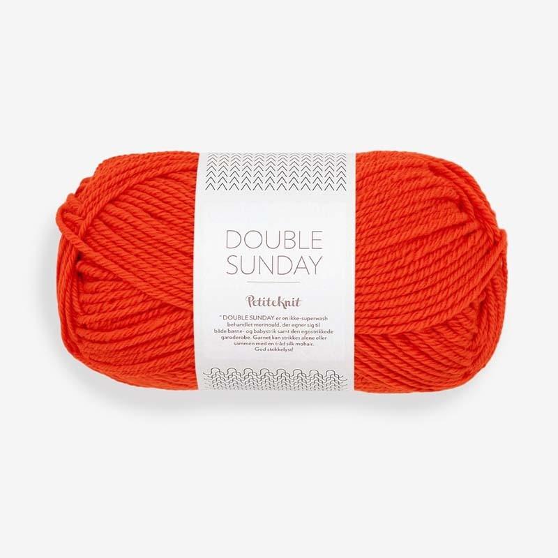 Sandnes Double Sunday That Orange Feeling 3819