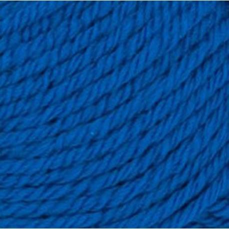 Sandnes Double Sunday Electric Blue 6046 Detail