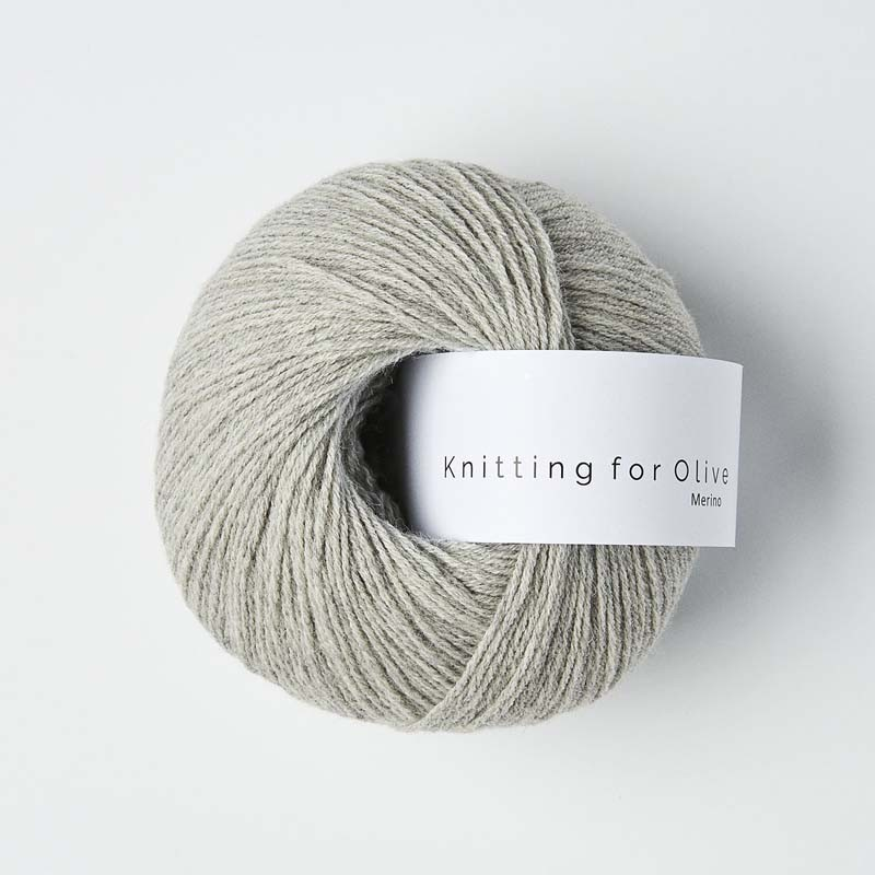 Knitting for Olive Merino Pearl Gray