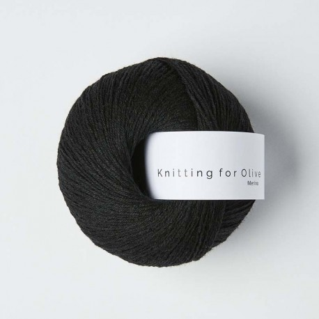 Knitting for Olive Merino Licorice