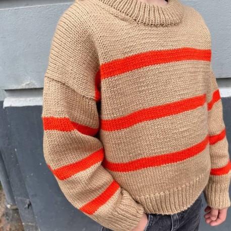 Marseille Sweater Junior PetiteKnit Strickset