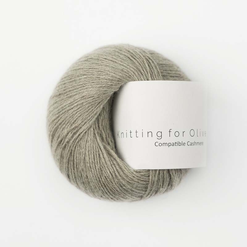 Knitting for Olive Compatible Cashmere Nordic Beach