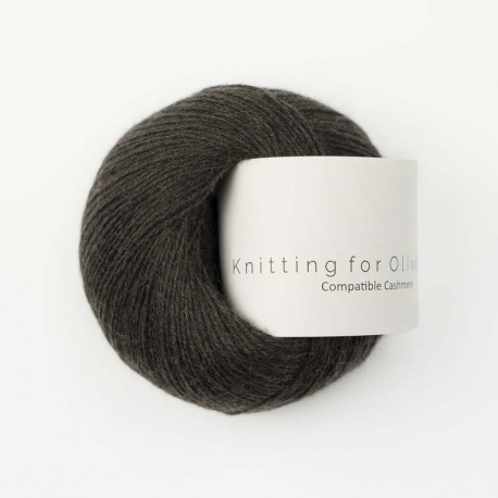 Knitting for Olive Compatible Cashmere Brown Bear