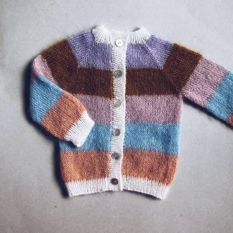 Mille Fryd Sorbet Cardigan Mini