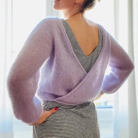 Camille Sweater von Kolibri by Johanna