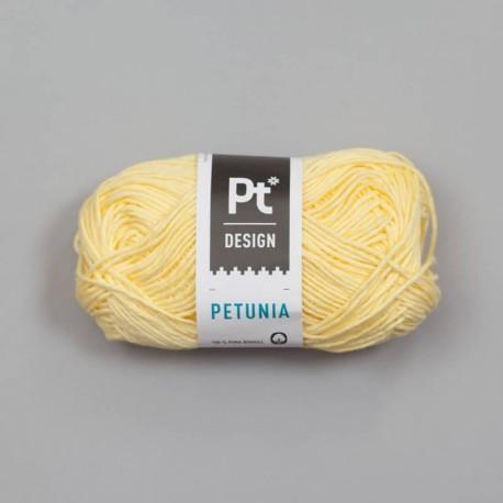Rauma Petunia Lys gul 205