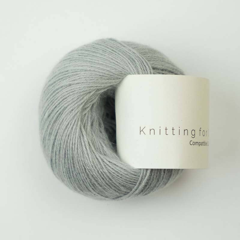 Knitting for Olive Compatible Cashmere Soft Blue