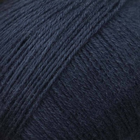Knitting for Olive Compatible Cashmere Navy Blue Detail