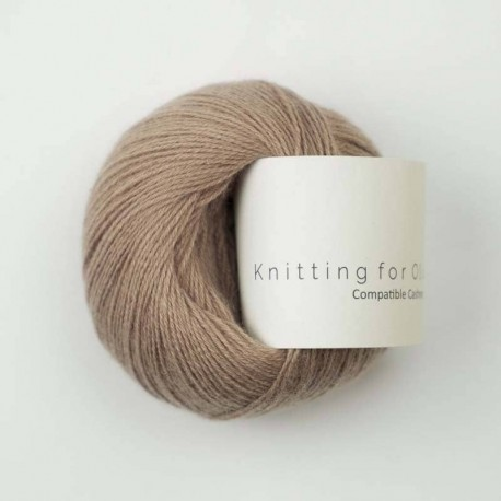 Knitting for Olive Compatible Cashmere Rose Clay