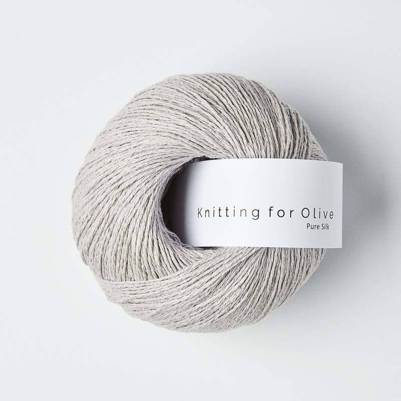 Knitting for Olive Pure Silk Haze