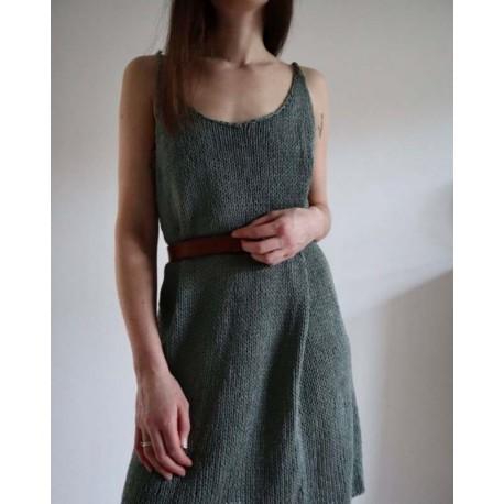 Nordic Summer Dress WitreDesign Wolle und Strickanleitung