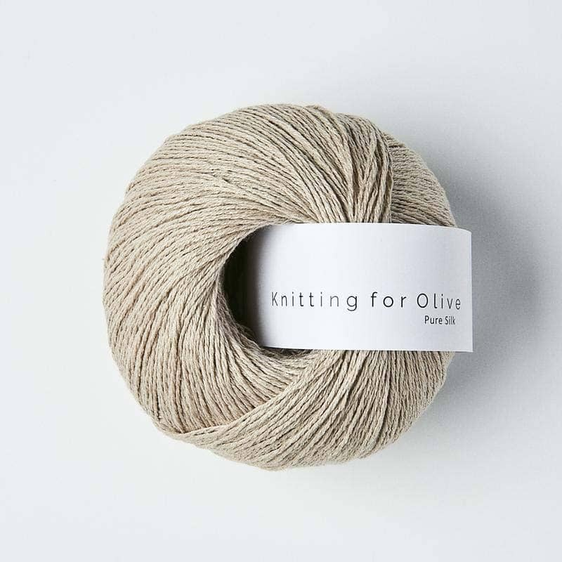 Knitting for Olive Pure Silk Powder