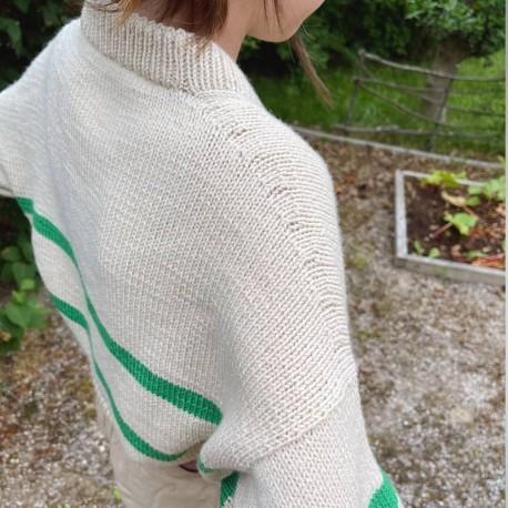 Marseille Sweater Young PetiteKnit Strickset