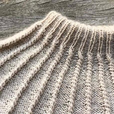 Bjork Sweater Knitting for Olive