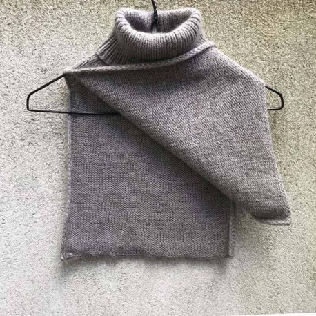 Karl Johan Collar Knitting for Olive Strickset