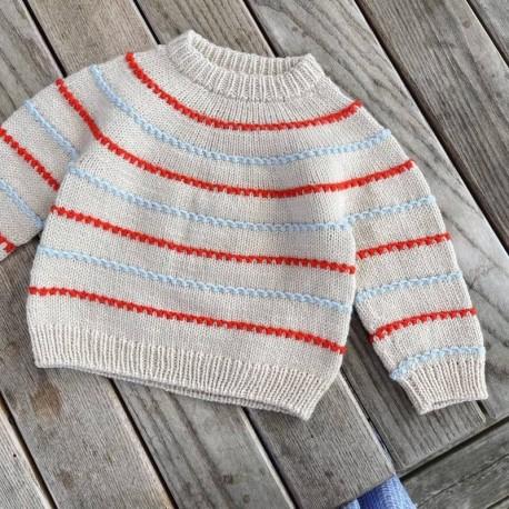 Festival Sweater PetiteKnit Strickanleitung