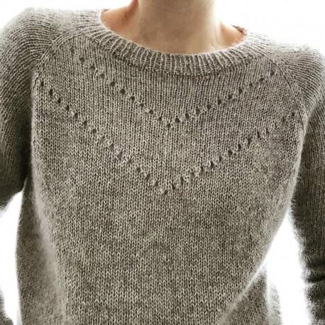 Honey Sweater Mrs Deer Knits