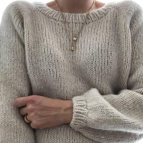 Sunset Sweater Mrs Deer Knits