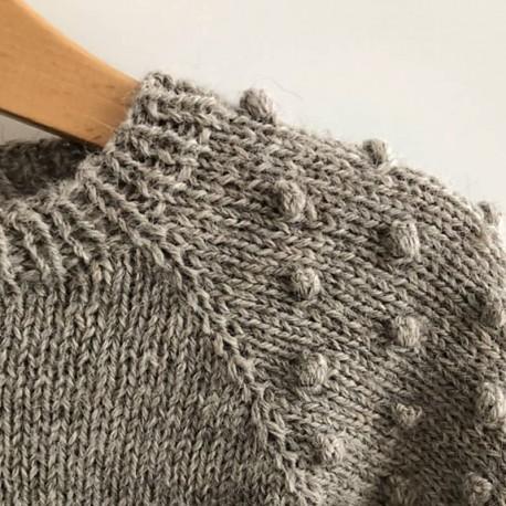 Anns Sweater Mrs Deer Knits Strickmuster