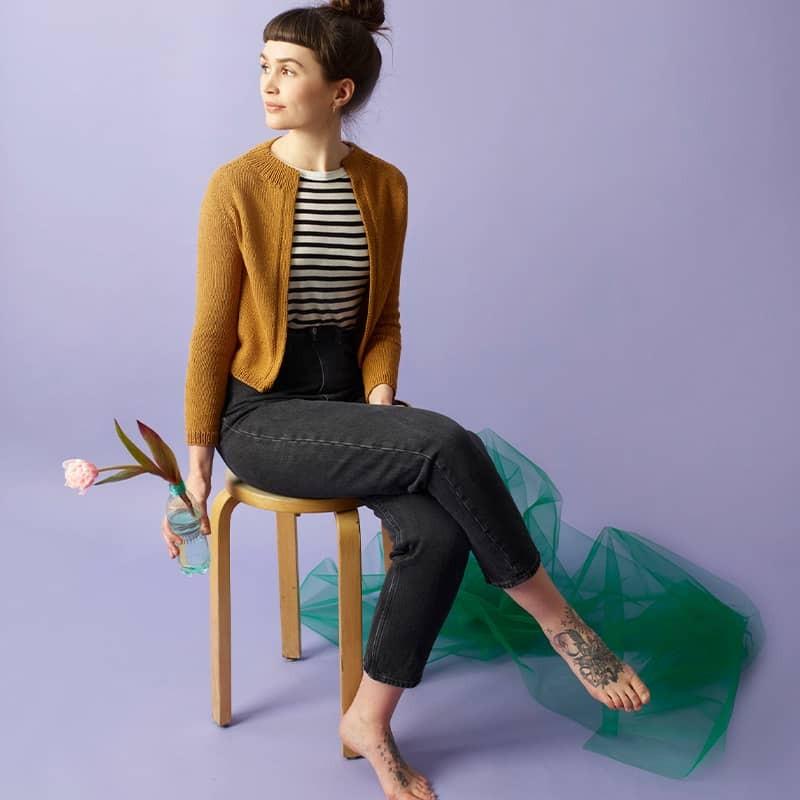Collett Sommerjakke von Witre Design