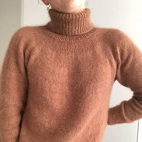 Balmy Sweater Mrs Deer Knits Strickset