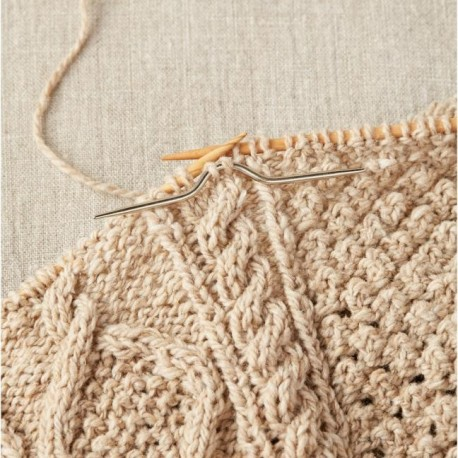 Cocoknits Cable Needle Zopfnadel