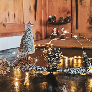 Read more about the article Gestrickte Dekoideen für deine Weihnachtsgeschenke