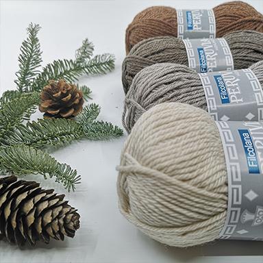 Projektinspirationen aus der Filcolana Peruvian Highland Wool
