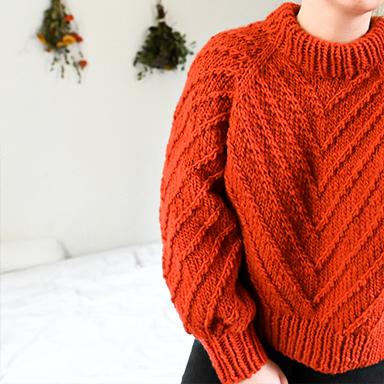 Lines Sweater Knitalong